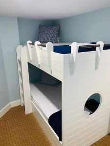 Keynote Speaker, AmyK shares how a bunk bed teaches us how to let our inner child play